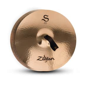 "Zildjian 18"" S Series Band Cymbals (Pair)"