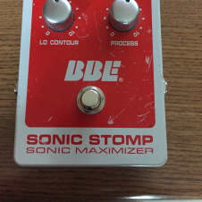 BBE Sonic Stomp 2000's Red & white
