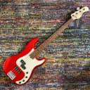 Sadowsky MetroLine 21 Fret Hybrid PJ Vintage, 4-String Bass, Candy Apple Red Metallic, Germany 2020