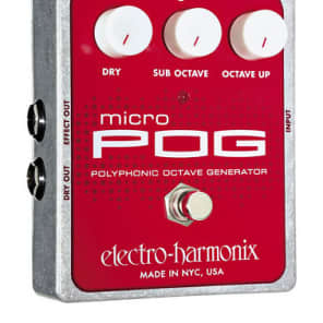 Electro Harmonix Micro POG for sale