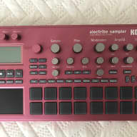 Korg Electribe Sampler 2016 Red