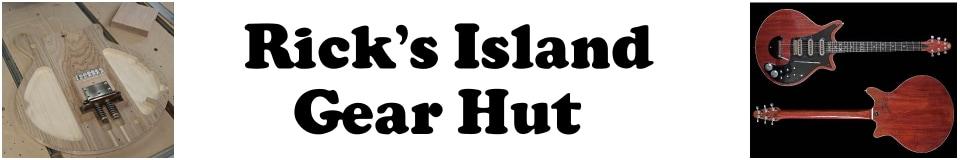 Rick's Island Gear Hut