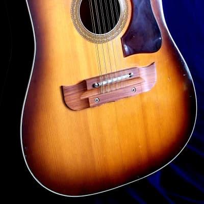 """""""Klira"""" Jumbo 12-String 1960,s"""