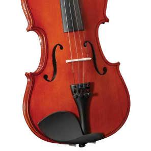 Bellafina BVI15012OF Prelude Series 1/2 Violin Outfit