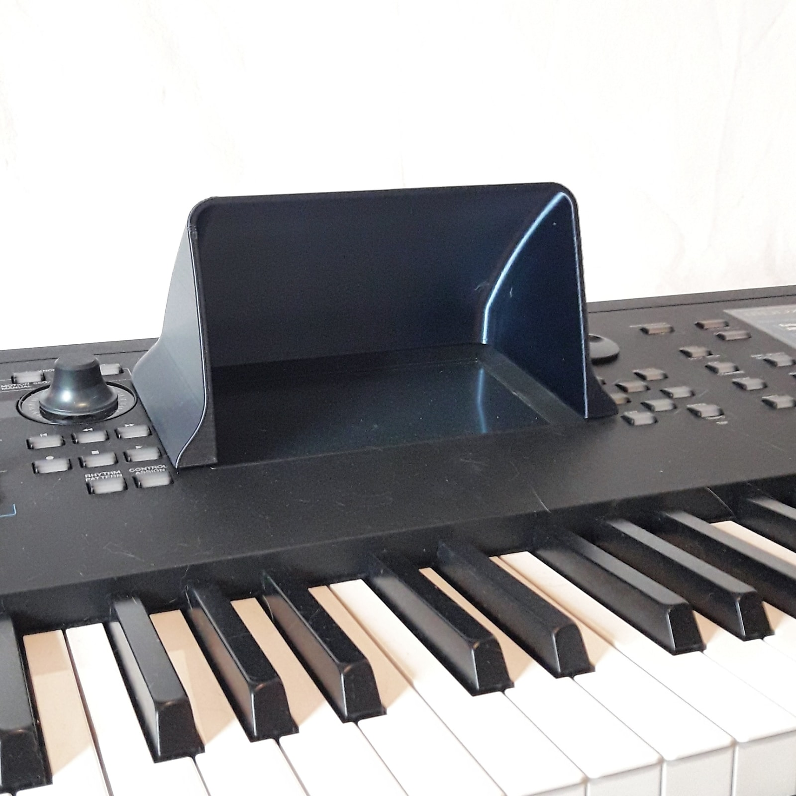 3DWaves Screen Shade For The Yamaha Montage And MODX Keyboards
