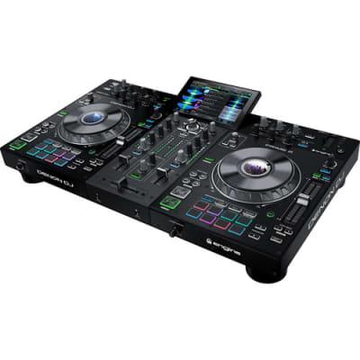 Denon DJ PRIME 2 2-Deck Smart DJ Console with 7-inch Touchscreen