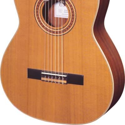 ORTEGA R131L NT Linkshänder 4/4 Konzertgitarre inkl. Gigbag