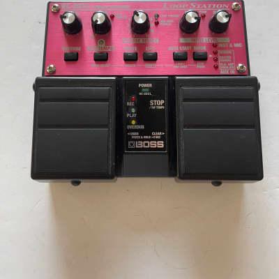 Boss RC-20XL Loop Station Looper Sampler Phrase Recorder Guitar Effect Pedal