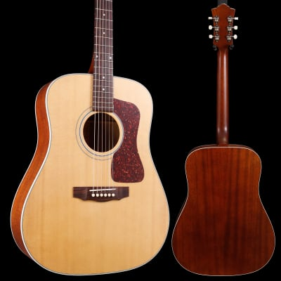 Guild D-40 Natural w/ Hard Case S/N C194056 3lbs 14.2oz for sale