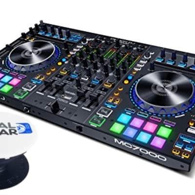 Denon DJ MCX7000 Standalone DJ Player and 4-Channel Controller W/Free Popsocket