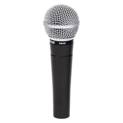 Shure SM58 Handheld Cardioid Dynamic Microphone