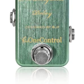 One Control Sea Turquoise Delay BJF Series FX Guitar Effects Pedal for sale