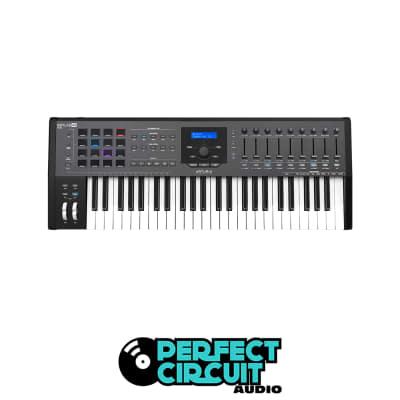 Arturia Keylab 49 mkII MIDI Keyboard Controller (Black)