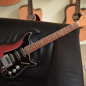 Baldwin Jazz Guitar Split Sound*Made in England 1965*British Vintage Tone*Beat Era* for sale