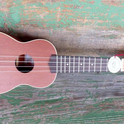 Koloa Soprano Ukulele   KU-10  Mahogany for sale