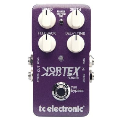 TC Electronic Vortex Flanger Pedal for sale