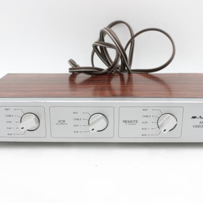 Archer Amplified Video Selector 15-1262 Made in Japan