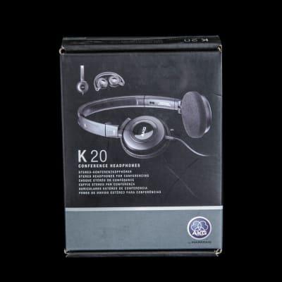 AKG K20 Lightweight Supra Aural Stereo Headphone