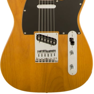 Squier Affinity Series Telecaster Maple Fingerboard Electric Guitar Butterscotch Blonde for sale