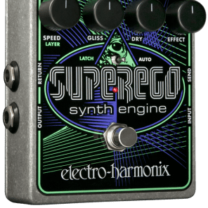 Electro Harmonix Superego Synth Engine for sale