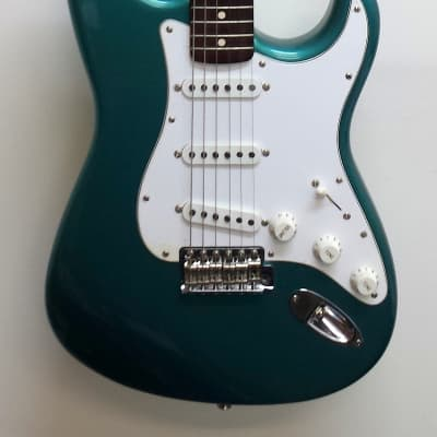 Fender American Vintage '62 Stratocaster 1993 Ocean Turquoise Metallic for sale