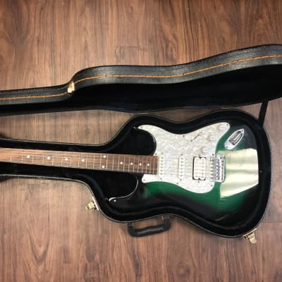 Kona Electric Guitar and Hard case for sale