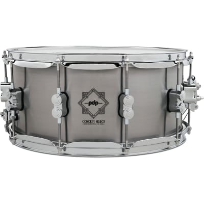 PDP Concept Select 6.5x14 Steel Snare Drum