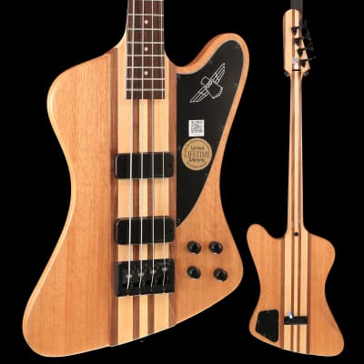 Epiphone EBTPNOBH1 Thunderbird Pro-IV Bass - Natural Oil S/N 18032301495 9lbs 6oz for sale