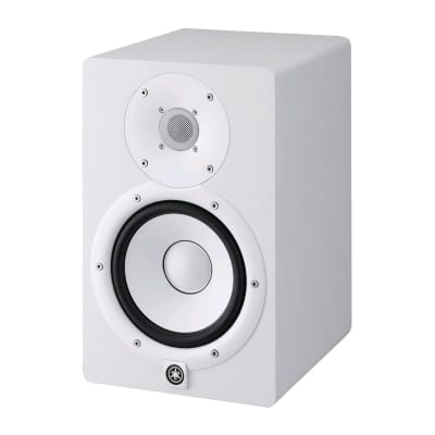 Yamaha HS7W enceinte de monitoring active blanche (la pièce)