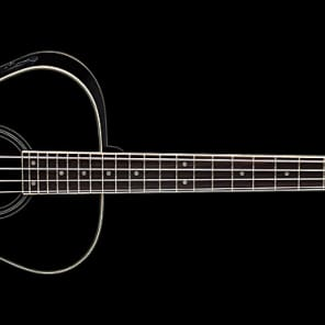Dean Acoustic/Electric Bass Satin Natural for sale