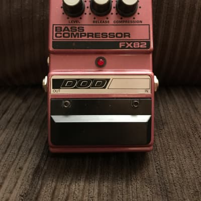 DOD FX82 Bass Compressor Pedal (Made In USA) for sale