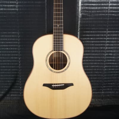 Brand New McIlroy AD 20 Slope Dreadnaught Sitka Spruce / English Walnut for sale
