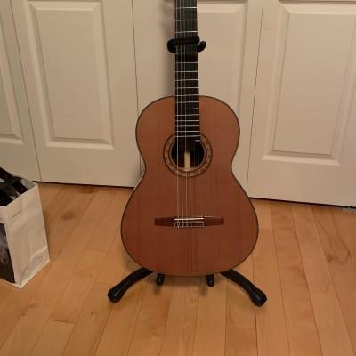 Oskar Graf Classical Guitar 1997 Natural Gloss for sale