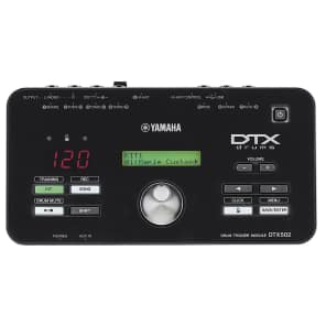 Yamaha DTX502 Electronic Drum Trigger Module