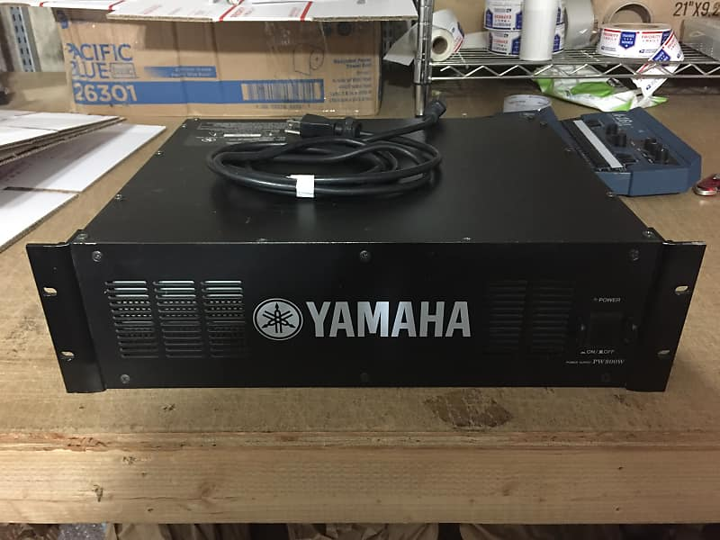 Yamaha PW800W Power Supply For PM5D M7CL PW 800 W