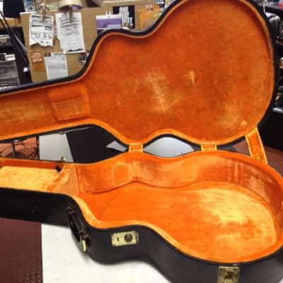 78d087933a Gibson Hardshell Case L5 1960,s Black/yellow inside