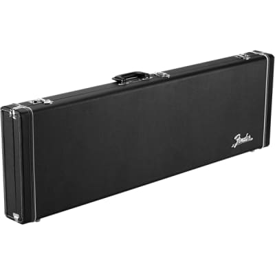 Fender Classic Series Mustang/Duo Sonic Wood Case for sale