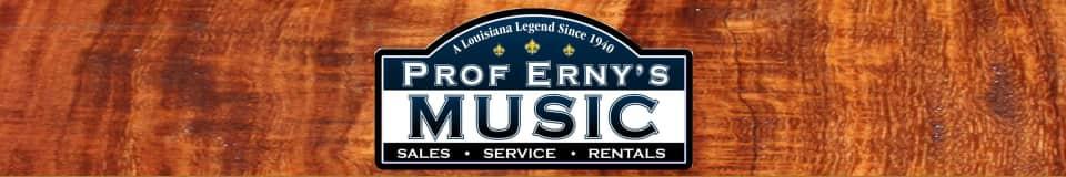 Prof Erny's Music