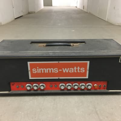 Simms Watts - AP 100 MKII  - from 1972 for sale