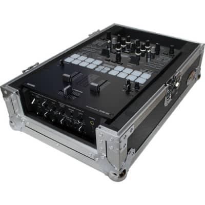 ProX XS-DJMS9 Flight Case for Pioneer DJM-S9 Mixer (Silver on Black)