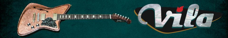Diego Vila Guitars
