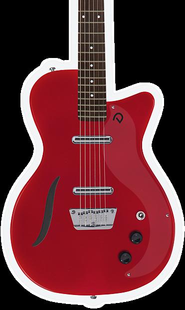 danelectro 39 56 vintage baritone electric guitar metallic reverb. Black Bedroom Furniture Sets. Home Design Ideas