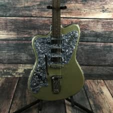 Italia Left Handed Modena Electric Guitar - With a padded gig bag
