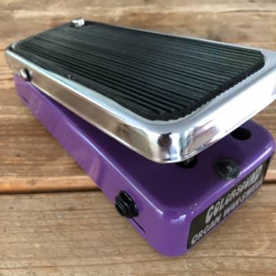 Solasound  Colorsound Organ Wah-Swell 1973 purple + original box for sale