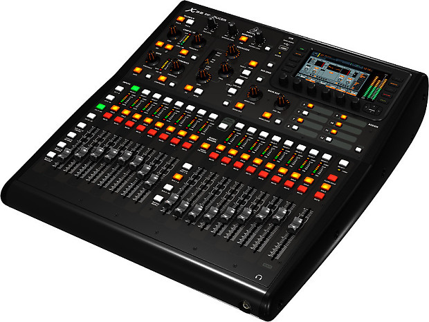 behringer x32 producer motorized mixer with ios app reverb. Black Bedroom Furniture Sets. Home Design Ideas