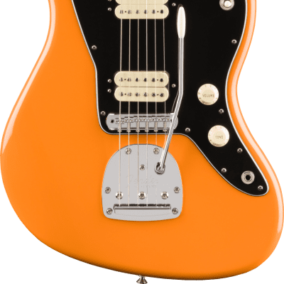Fender Player Jazzmaster PF Pau Ferro Fingerboard Capri Orange for sale