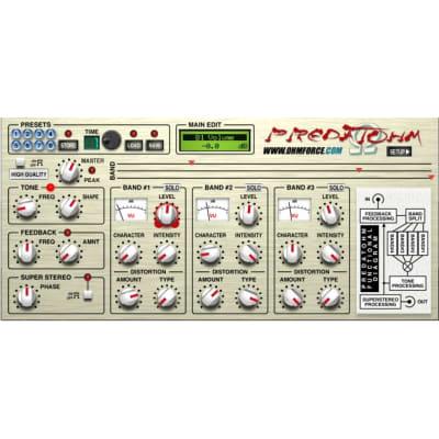 OHM Force Predatohm 3-band overdrive tool