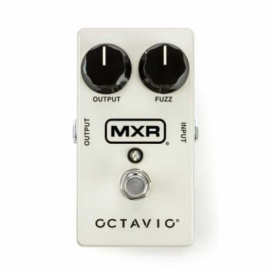 Used MXR M267 Octavio Fuzz Analog Guitar Effects Pedal
