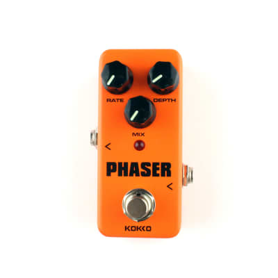 KOKKO FPH2 Mini Analog Phaser Electric Guitar Effect Pedal True Bypass