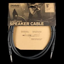 Planet Waves Classic Series Speaker Cable (5 Foot)